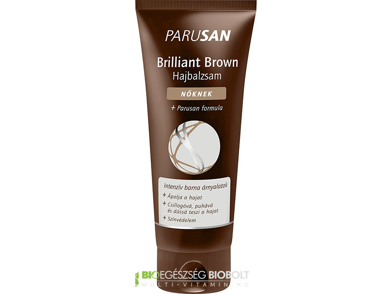 Parusan Brilliant hajbalzsam 150ml