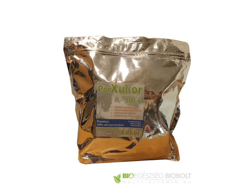 PorXukor 500g (Nature Cookta)