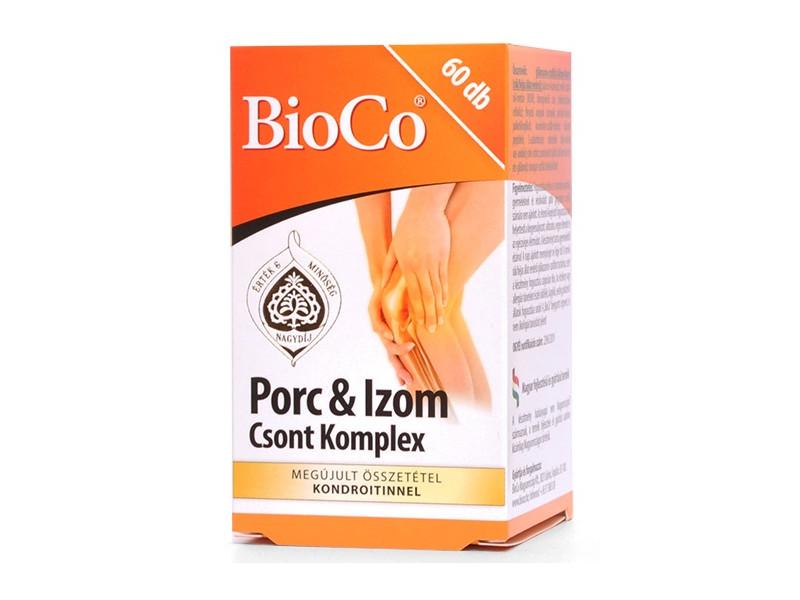 bioco porc izom csont komplex betegtájékoztató lábujjak ízületi gyulladás