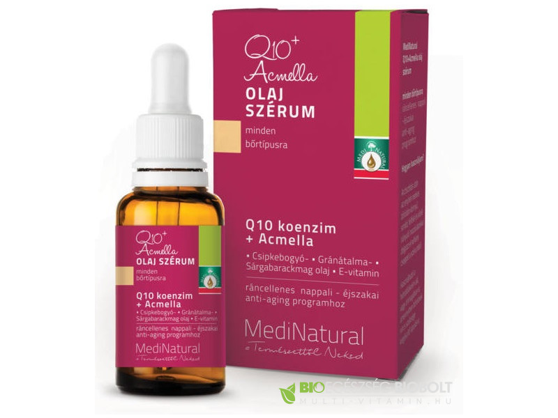 MediNatural Q10 SZÉRUM 30ML
