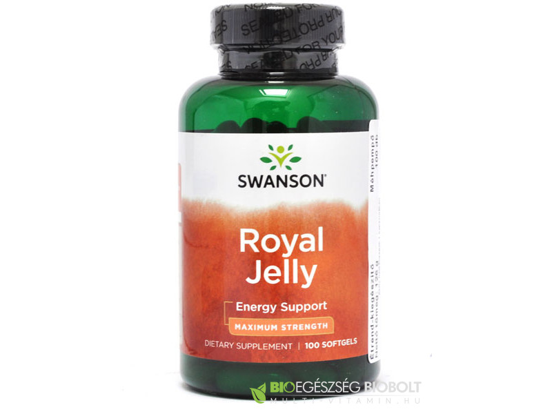 SW Royal Jelly 100db 1000mg