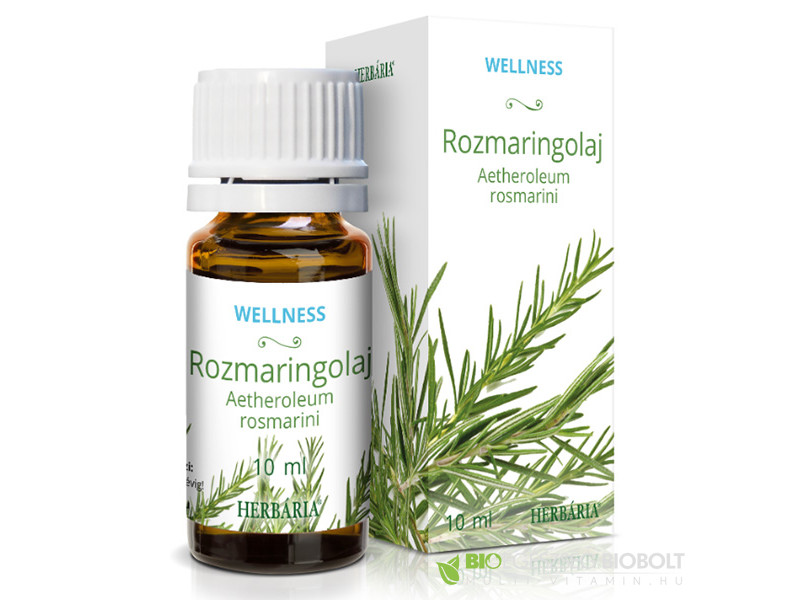 Wellness Rozmaring olaj 10 ml
