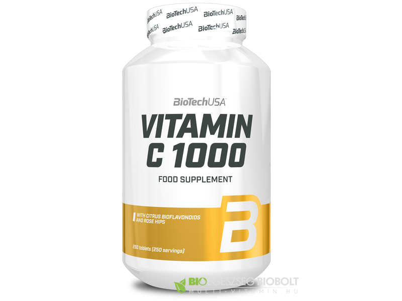 BT Vitamin C 1000 250db