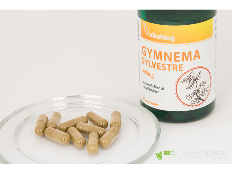 VK Gymnema Sylvestre tabletta 90db 400mg